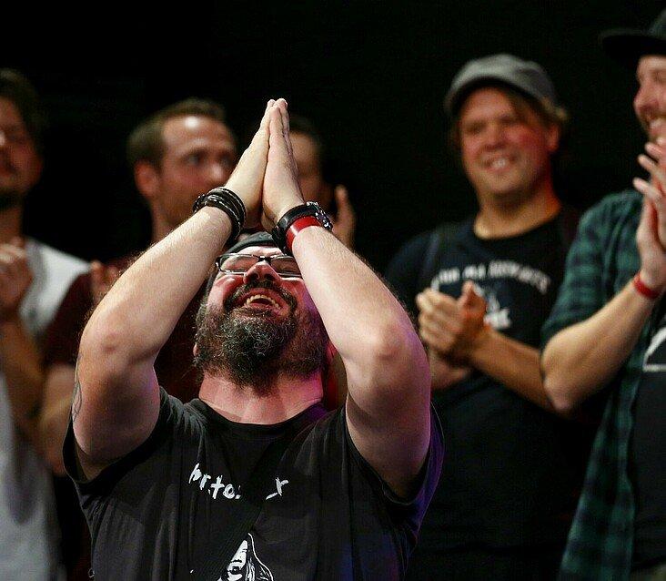 Euer Song für Köln-Gewinner 2017 Mr. Tottler