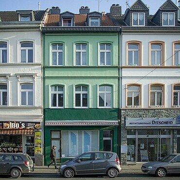 Leben und Wohnen im Kölner Veedel Riehl
