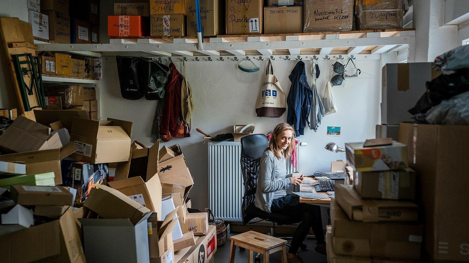 Ein Blick in den Unverpackt-Laden Tante Olga