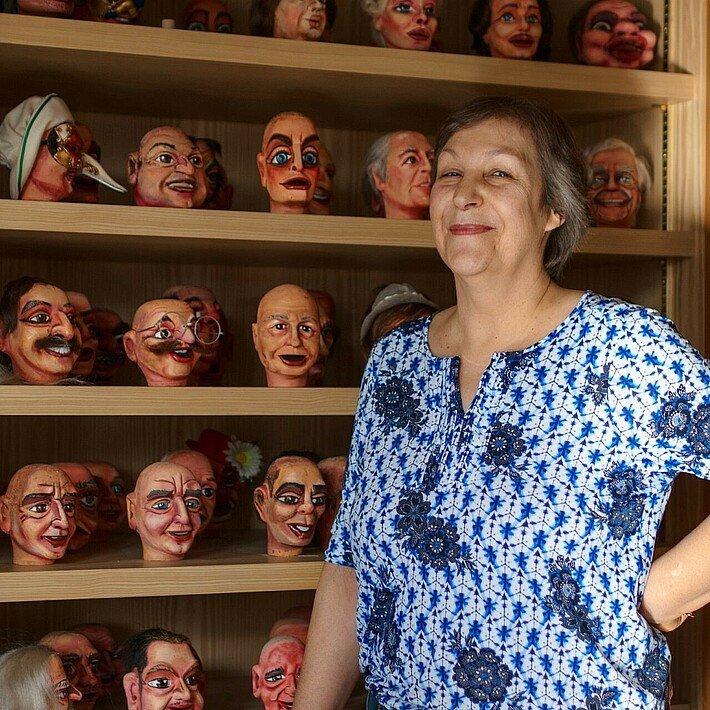 Renate Vesen erzählt von ihrem Leben in Köln