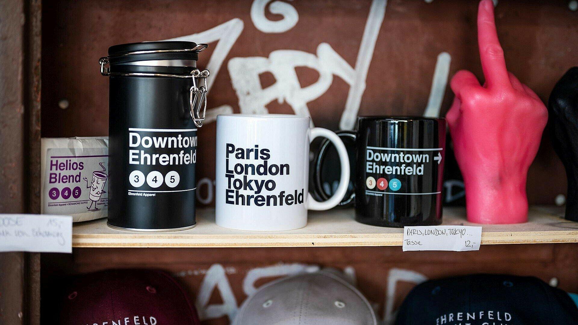 """Kaffeetasse von """"Ehrenfeld Apparel"""" in Ehrenfeld"""
