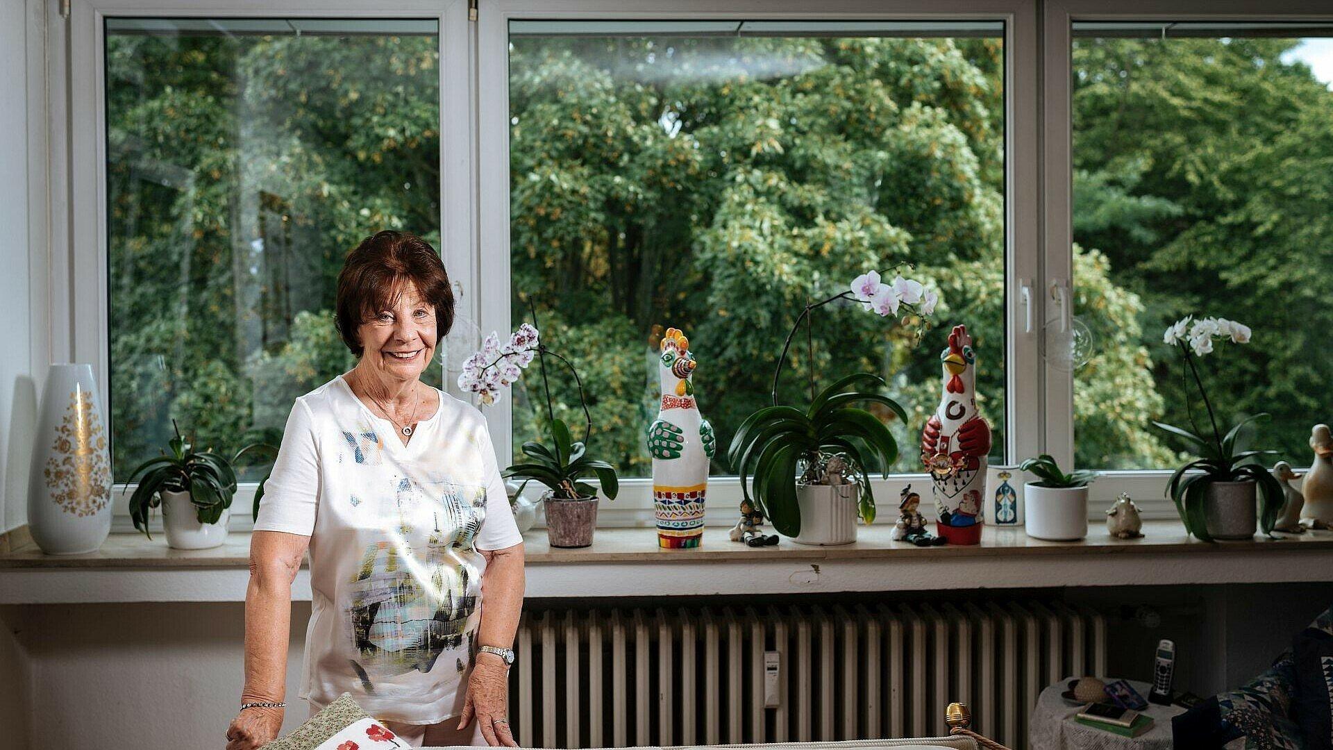 Katharina Petzoldt erzählt von ihrem Leben in Köln