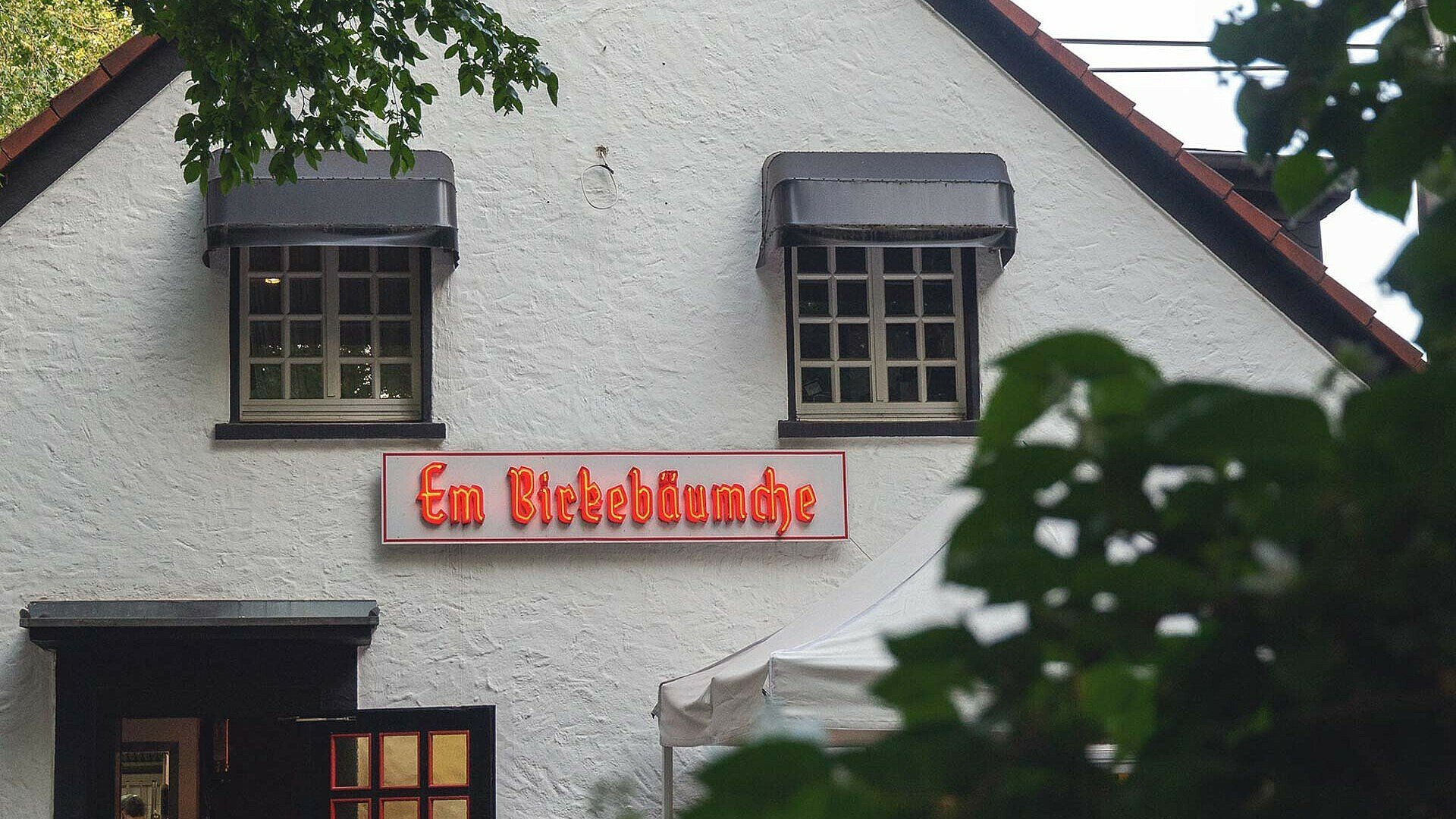 Em Birkebäumche in Köln Sülz