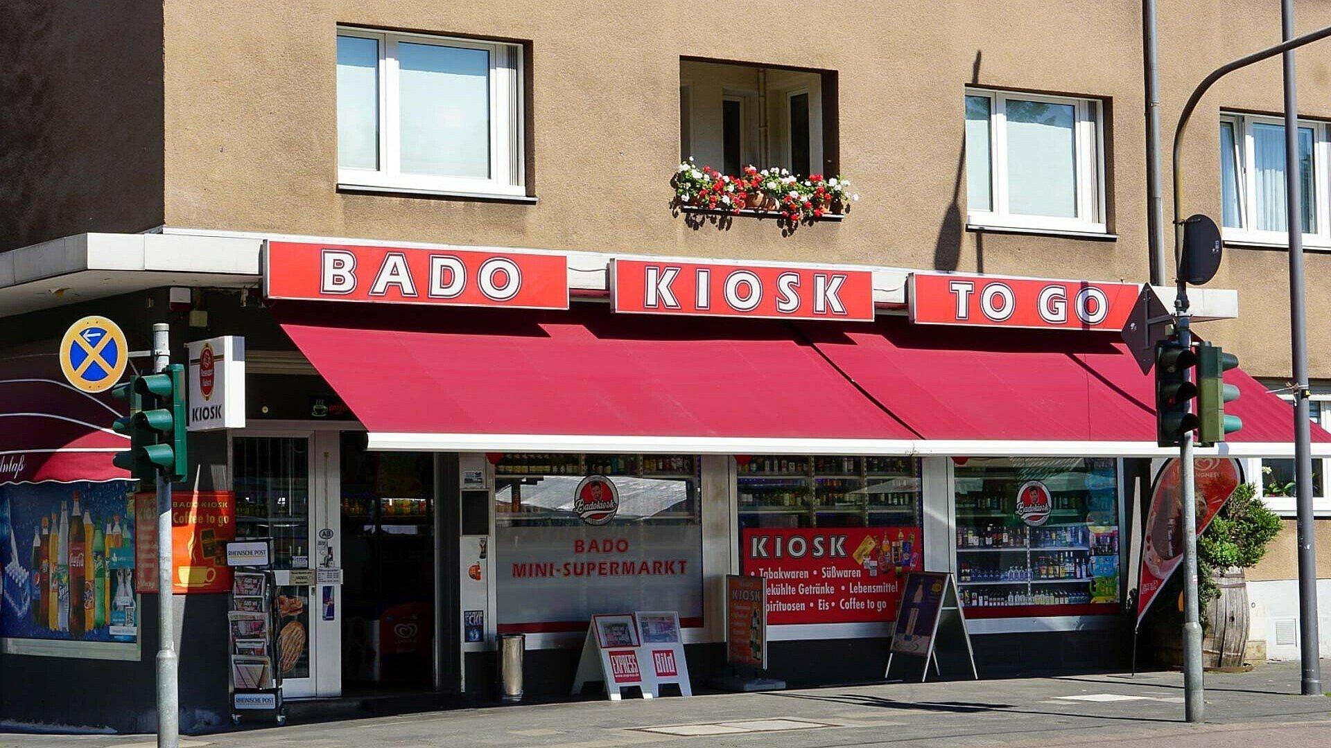 Der familiengeführte Bado-Kiosk in Weidenpesch
