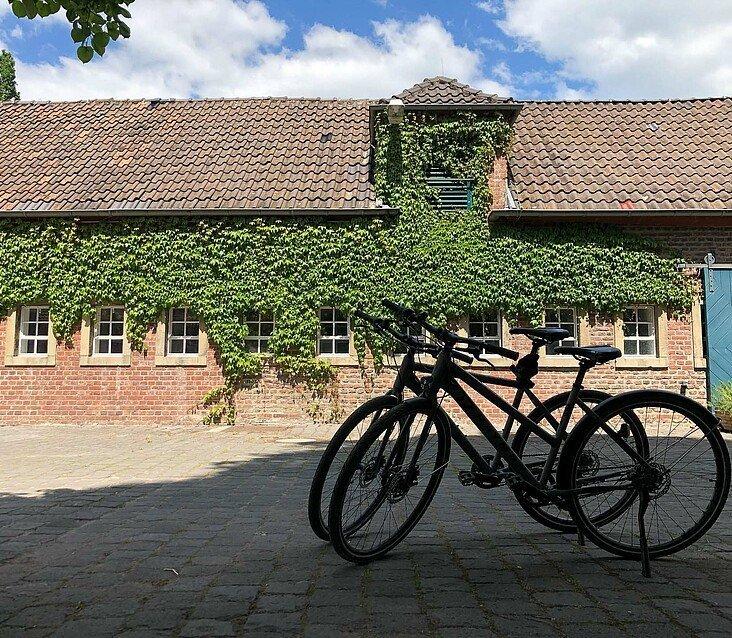 Mit dem Fahrrad das Kölner Veedel Porz erkunden