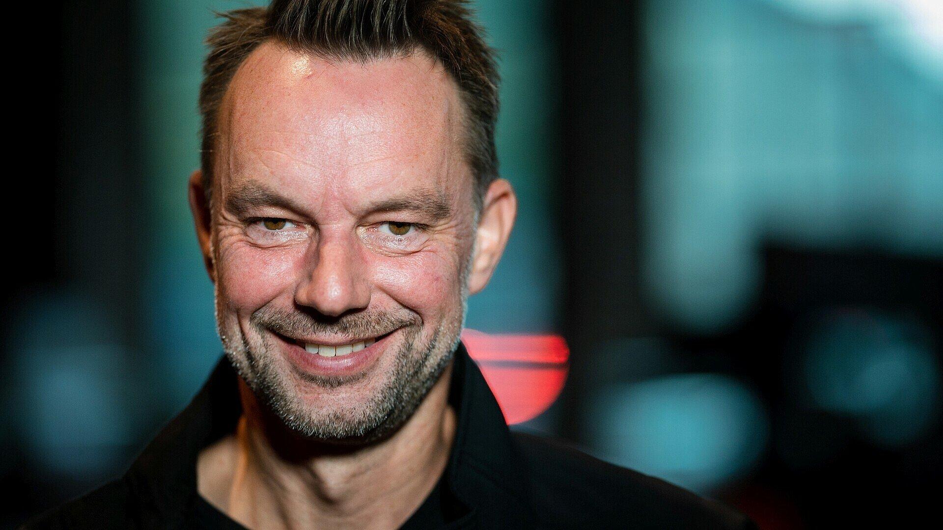Co-Geschäftsführer Daniel Schellhoss im Grillshop Santos