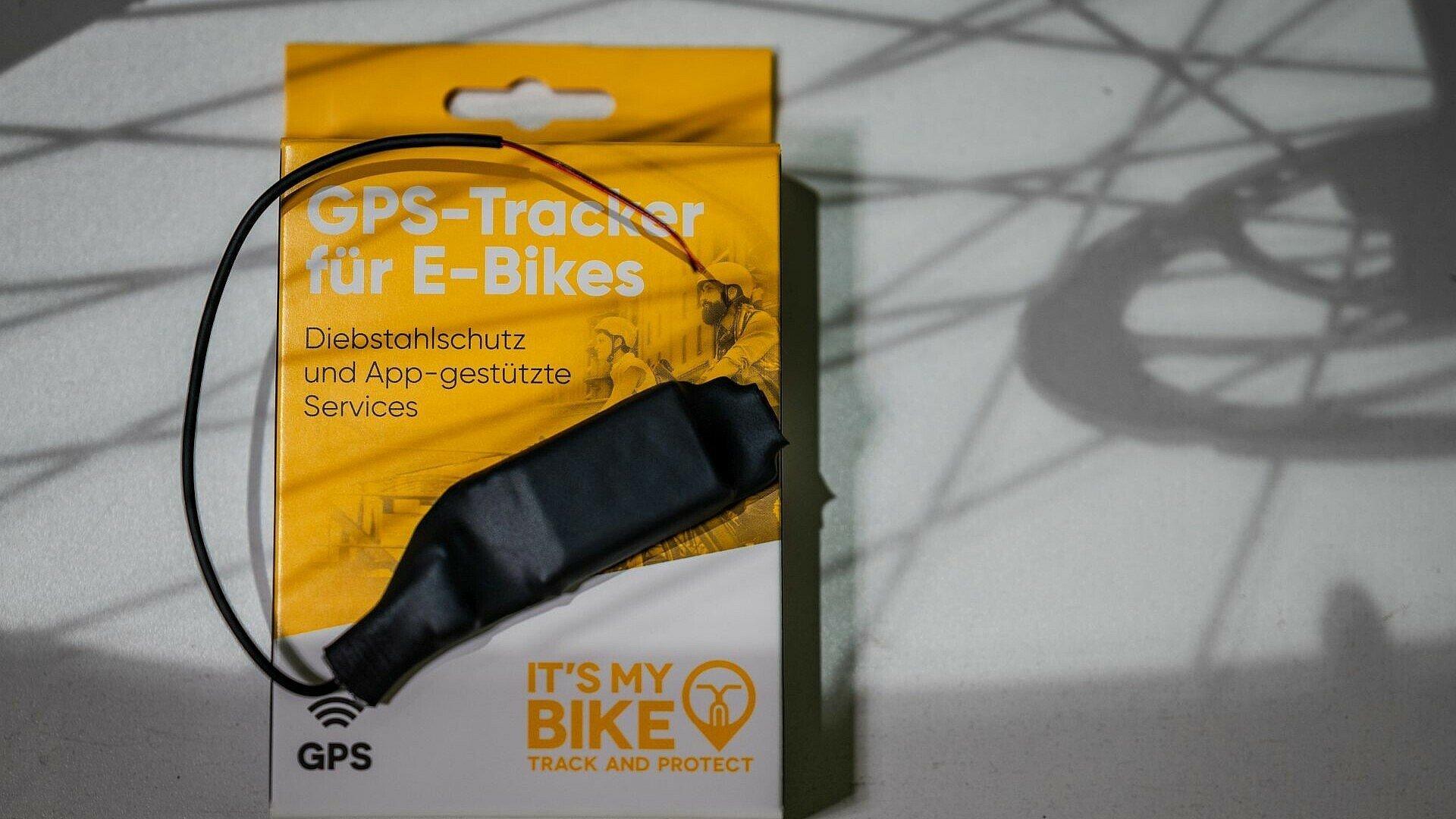 Ein GPS-Tracker zur Erhöhung der Fahrradsicherheit