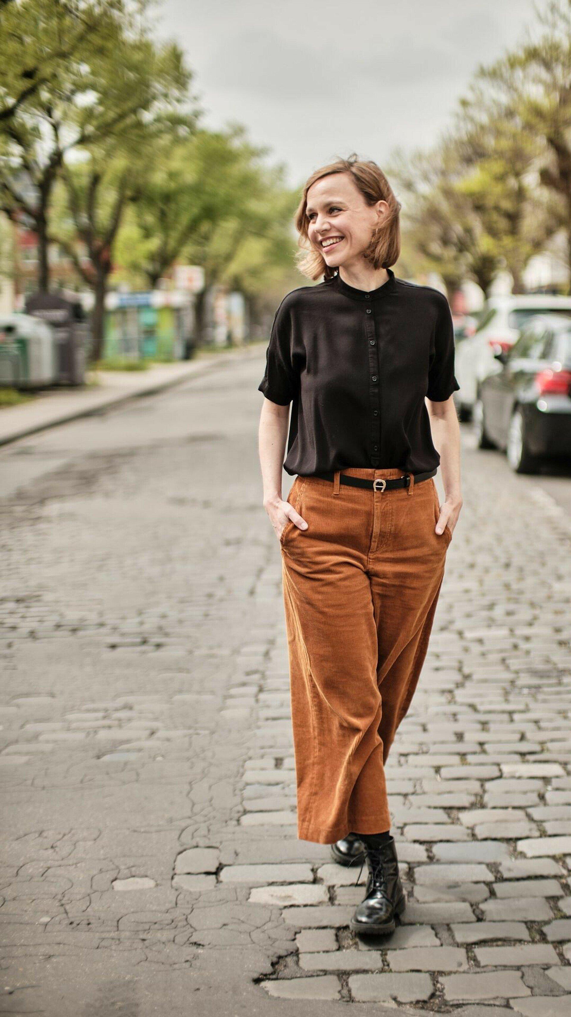 Nadja Becker erzählt von ihrem Leben in Köln