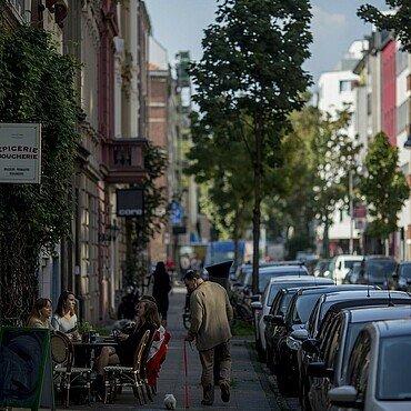Leben und Wohnen im Kölner Veedel Südstadt