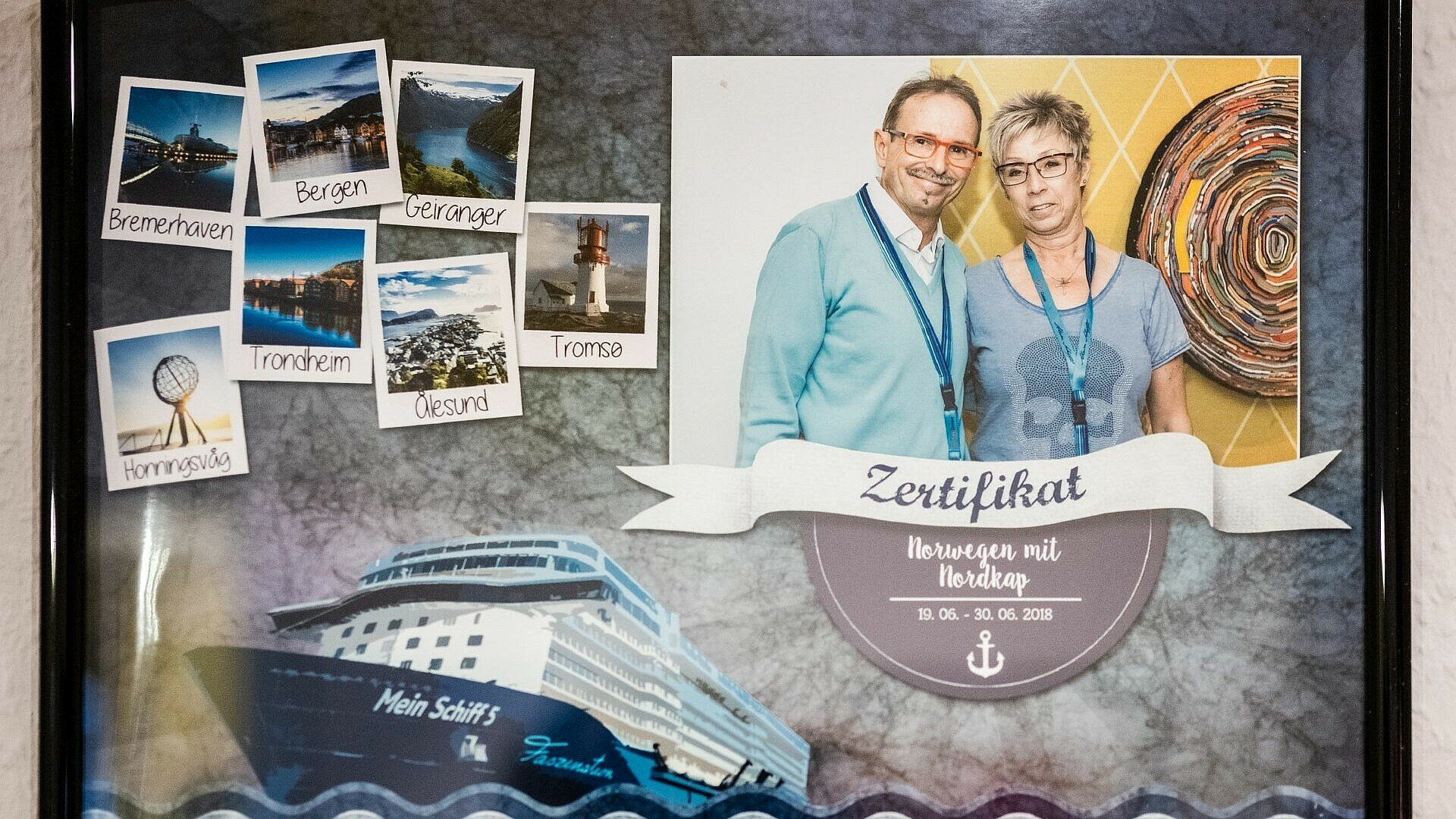 Urlaubsbilder von Norbert und Petra Blum