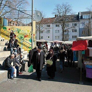 Leben und Wohnen im Kölner Veedel Nippes