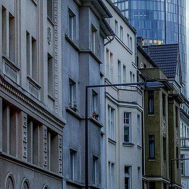 Leben und Wohnen im Kölner Veedel Deutz