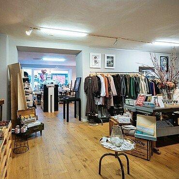 """Mode, Schmuck und Dekoration im """"Look! Conzept Store"""" im Belgischen Viertel"""