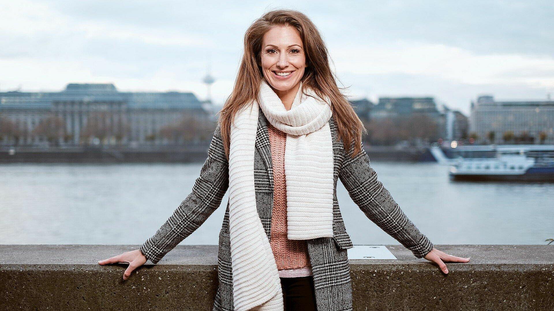 Mara Bergmann erzählt von ihrem Leben in Köln