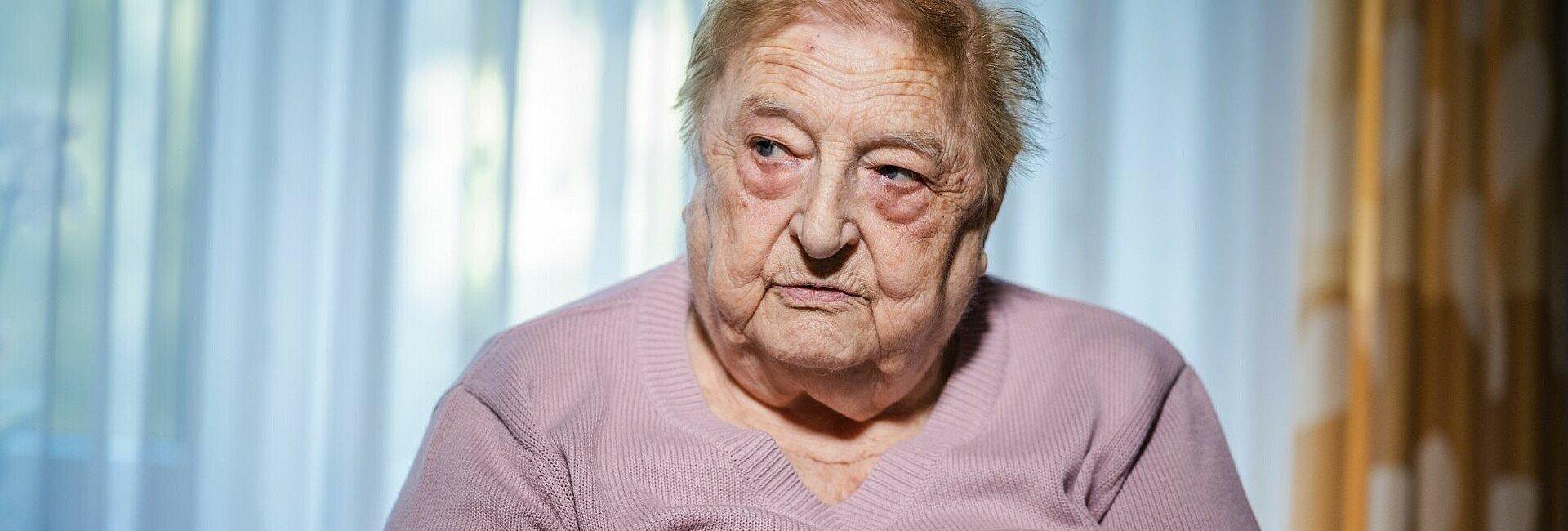 GAG-Mieterin Magdalena Jacobs erinnert sich an den Krieg in Köln zurück