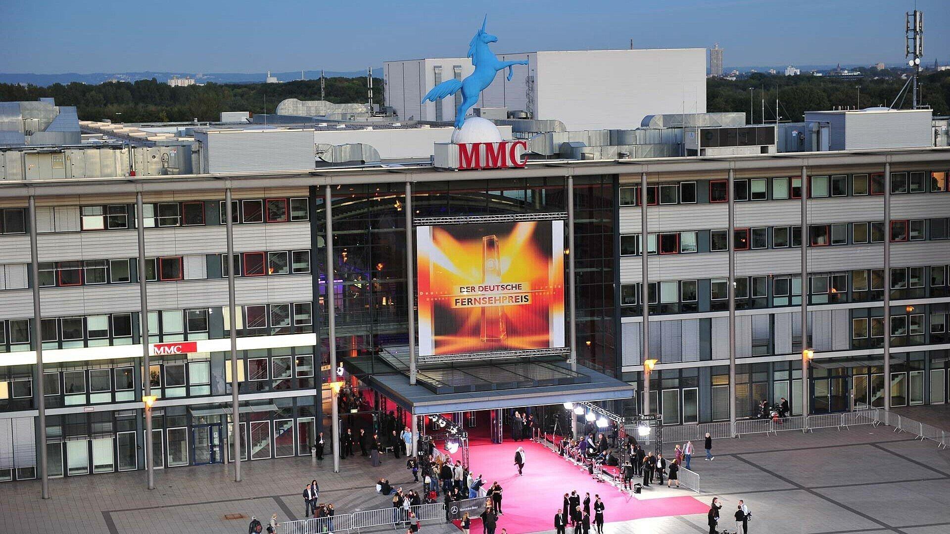 """Ein Blick hinter die Kulissen der """"MMC Studios"""" in Köln"""