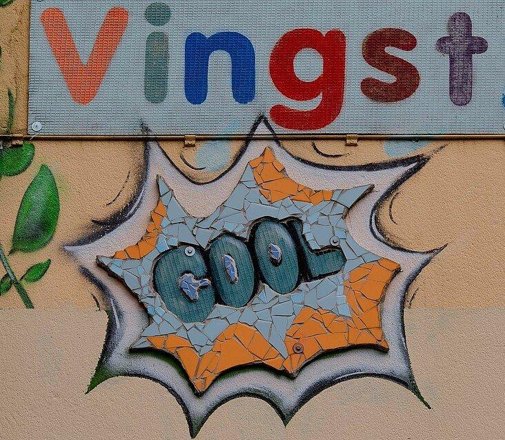 Street Art im Kölner Veedel Vingst