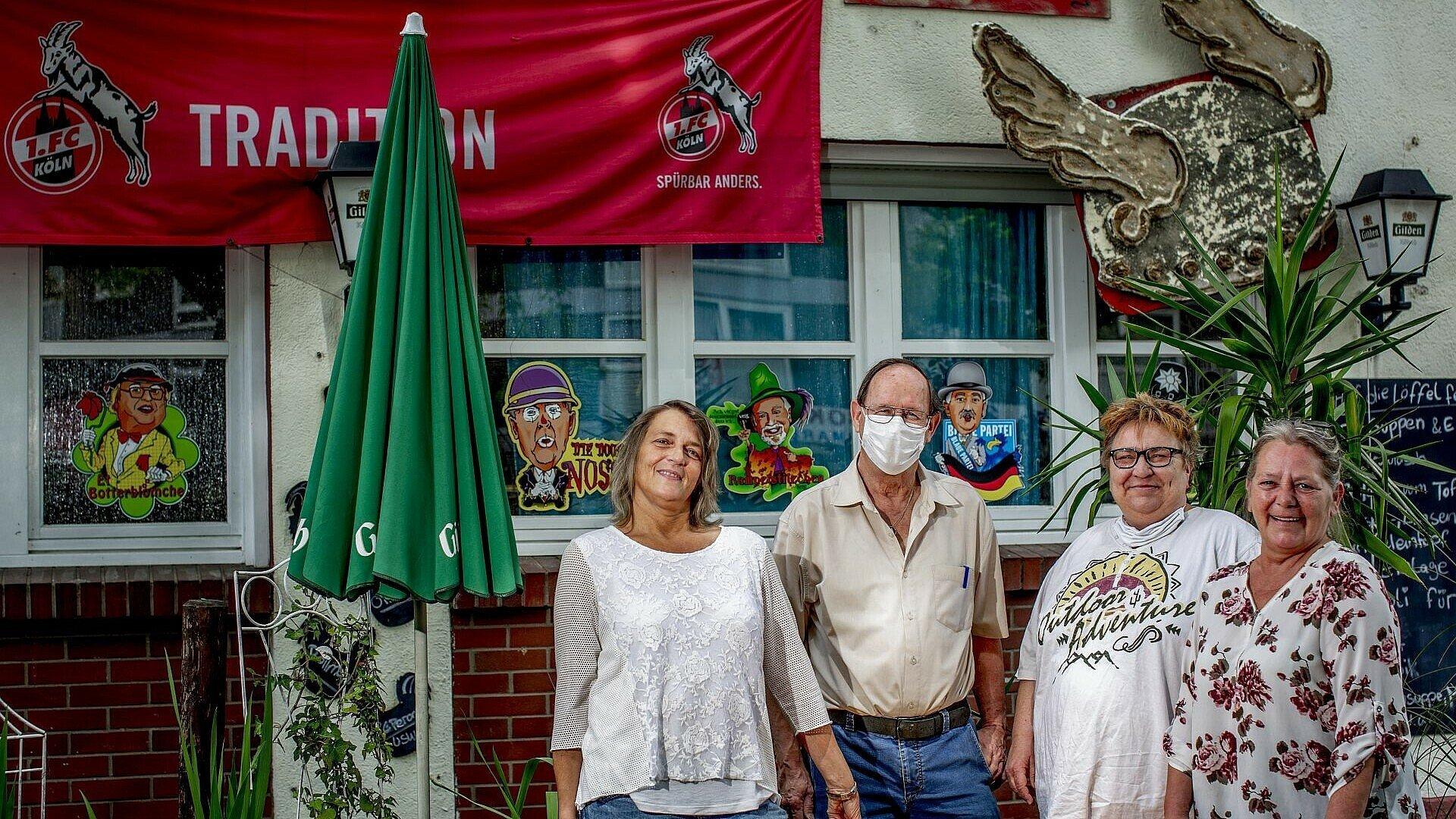 Leben und Wohnen im Kölner Veedel Buchheim