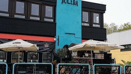 Spanischer Supermarkt Solera in Köln-Bickendorf