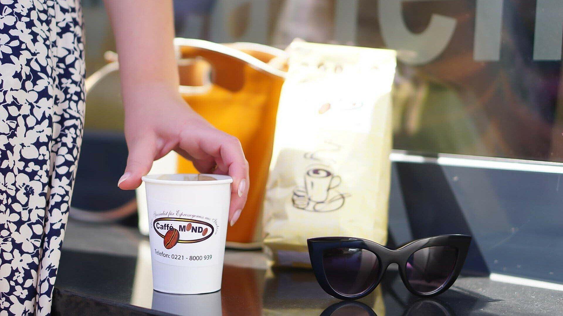 Das Caffé Mondo in Weidenpesch ist bekannt für Kaffeespezialitäten