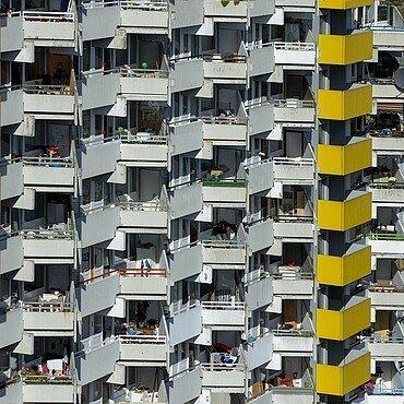 Leben und Wohnen im Kölner Veedel Chorweiler