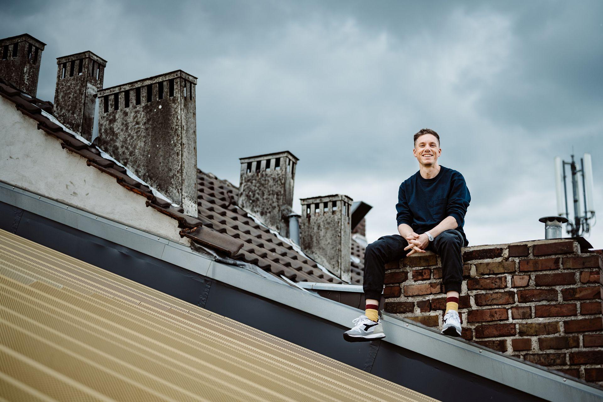 Oliver Struch erzählt von seinem Leben in Köln
